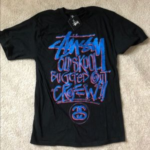 Stussy t shirt size s